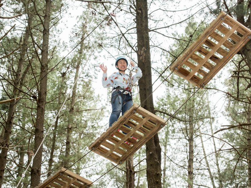 HIgh Ropes, Adventure Hub, Adventure Activity, Outdoor