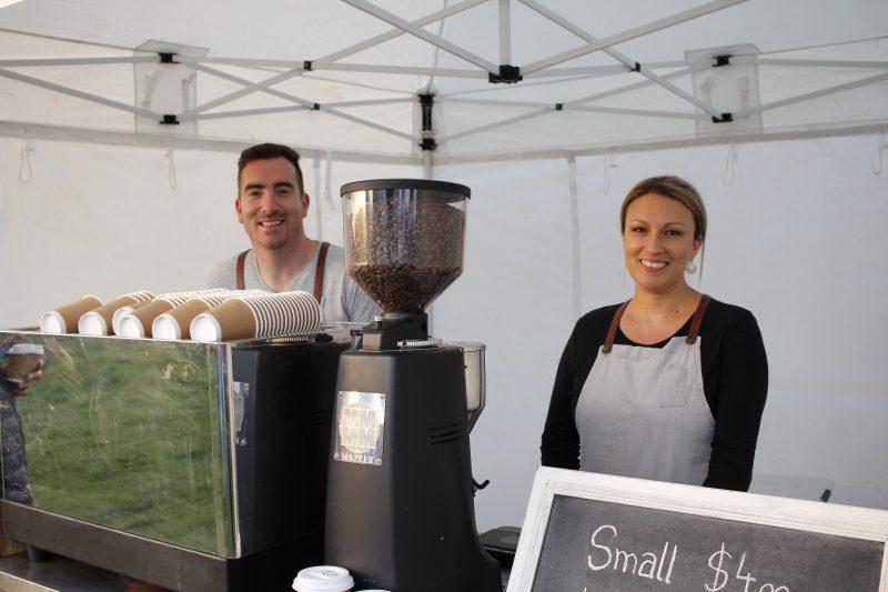 Coffee vendors