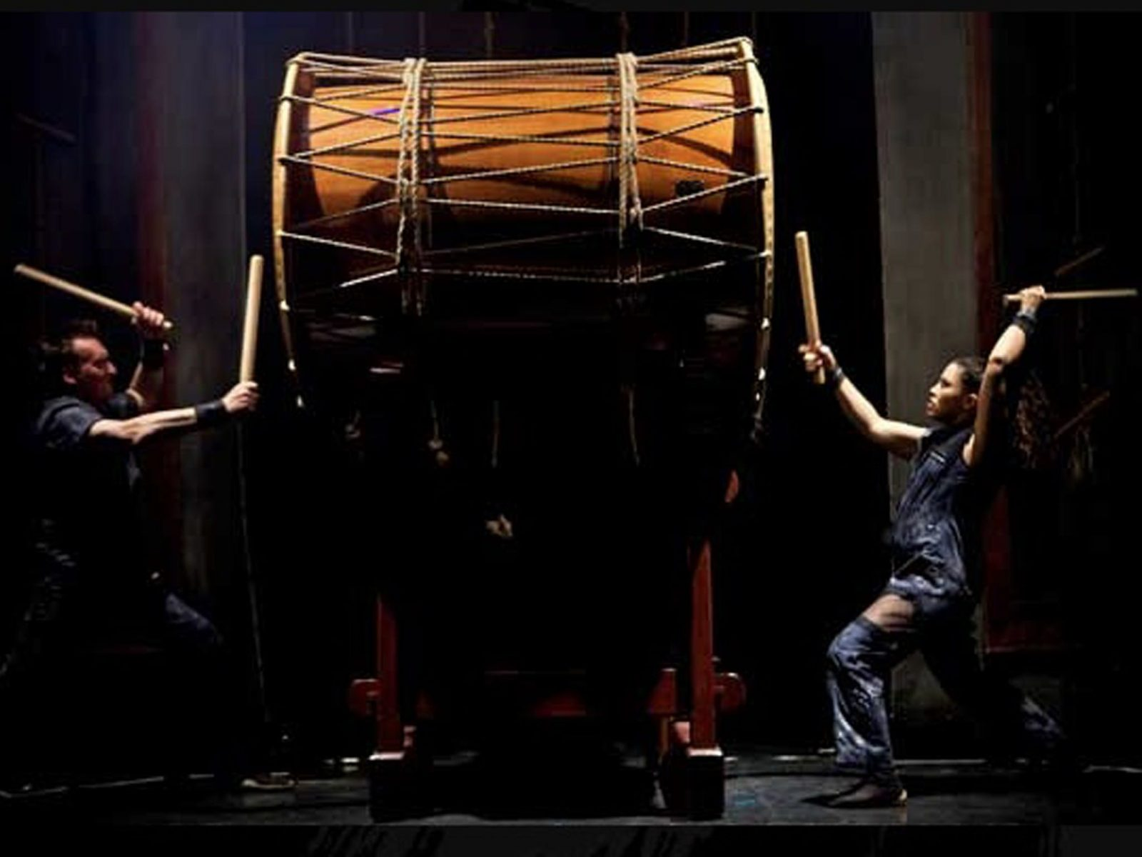 Fusion Taiko Drums from UK