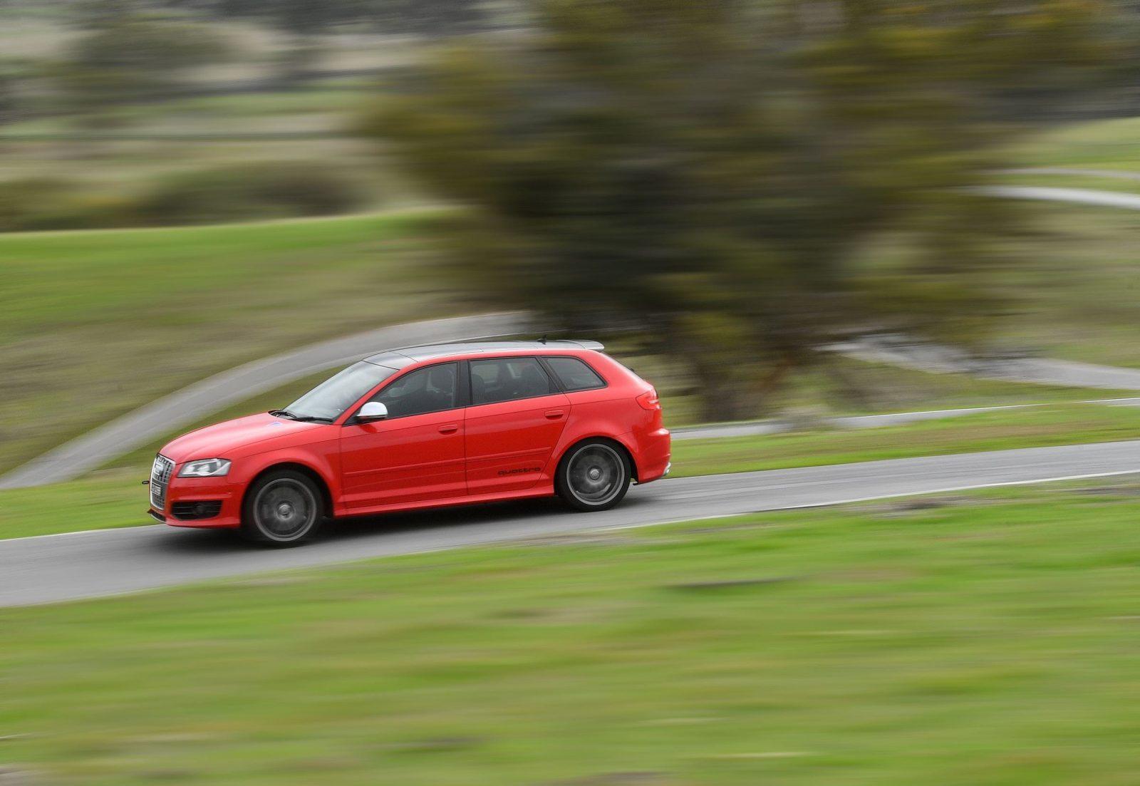 Audi at Collingrove Hillclimb