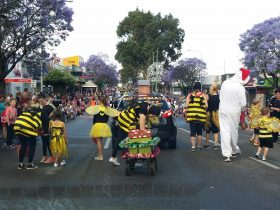 Murray Bridge Christmas Pageant