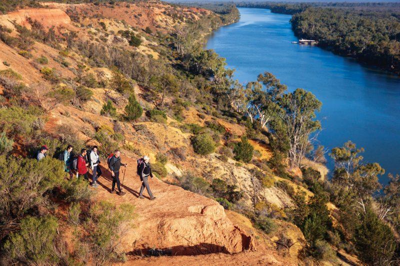 Murray River Walk - July 2019 Package