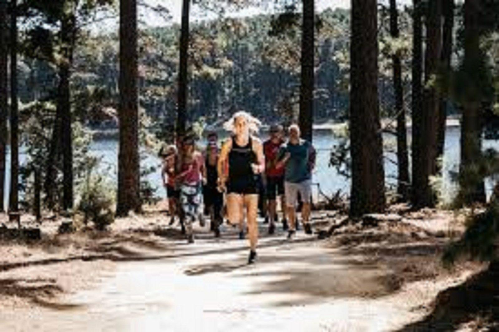 Walks, trails, recreation