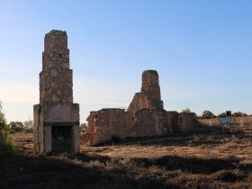 Napper's Ruins North Side Of The Lake