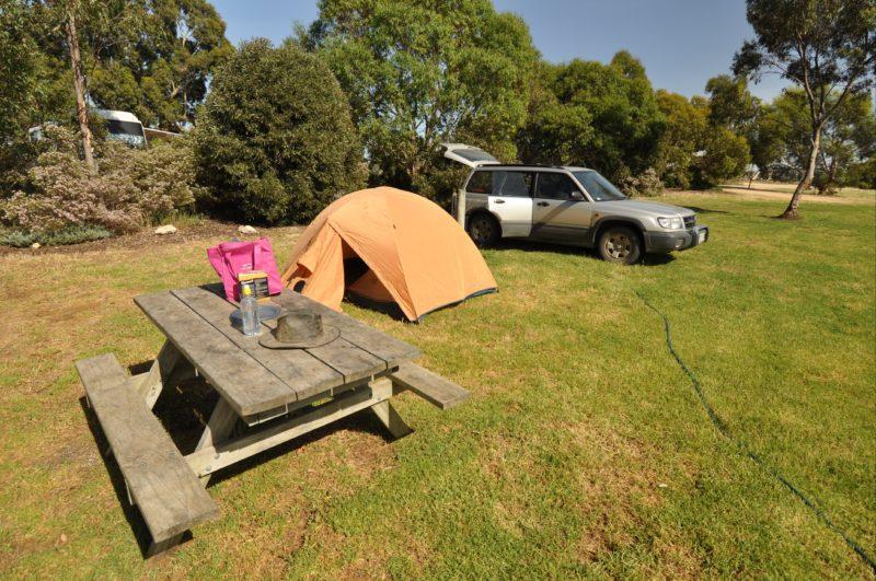 Camping - Naracoorte