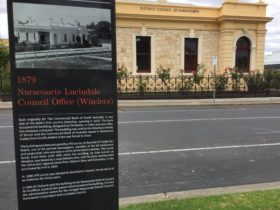 Naracoorte Heritage Trail - Council Office