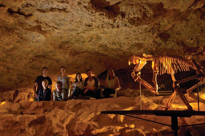 Naracoorte Caves