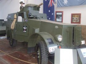 National Military Vehicle Museum, Edinburgh, Adelaide, South Australia
