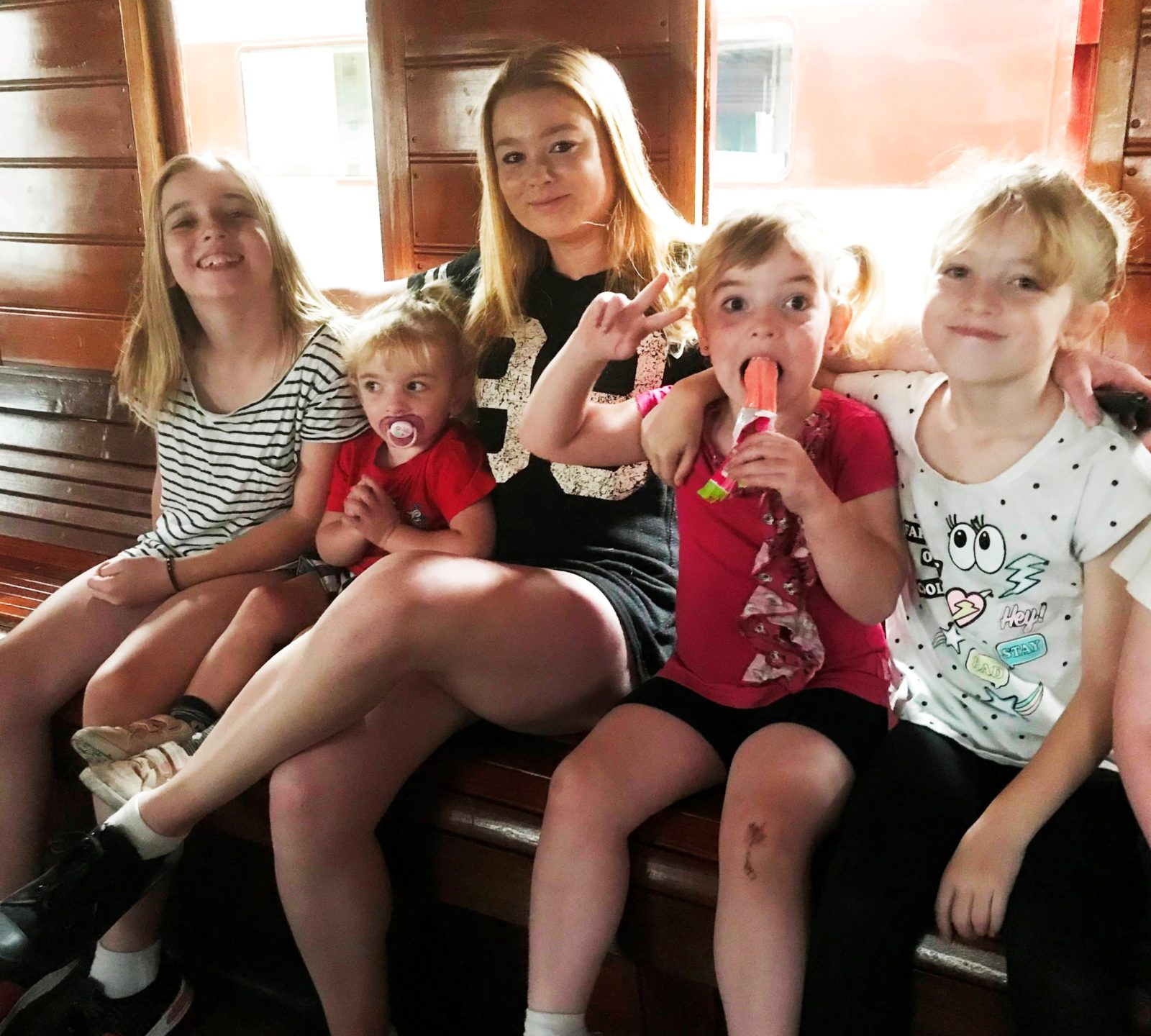 Almost 50% of all visitors to the railway museum are young familes looking to enjoy low cost family