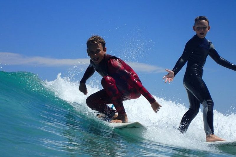 Neptunes Surf Coaching, Corny Point