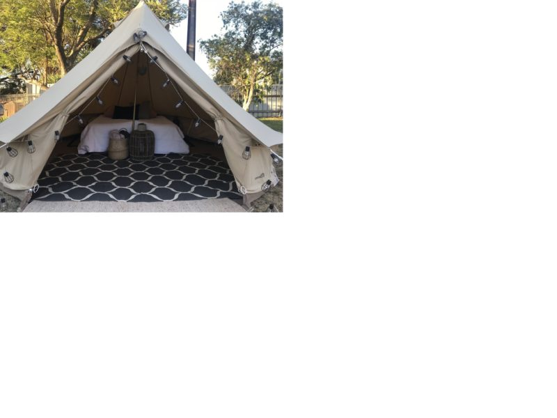 Luxury Camping - Setup and packup included - Adeline - Clare Valley - Southern Flinders Ranges