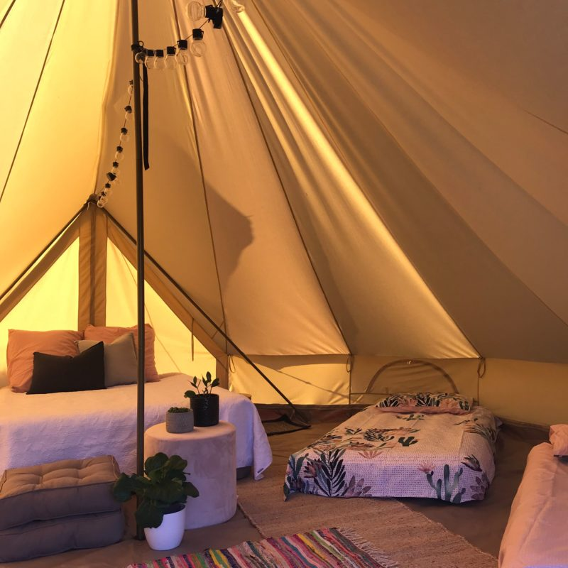 Evangeline - Nook & Nectar - Glamping - Sleeps up to 6 - Clare Valley - Southern Flinders Ranges