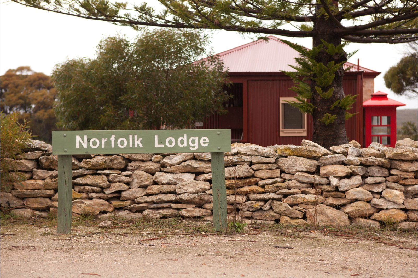 Norfolk Lodge - Innes National Park