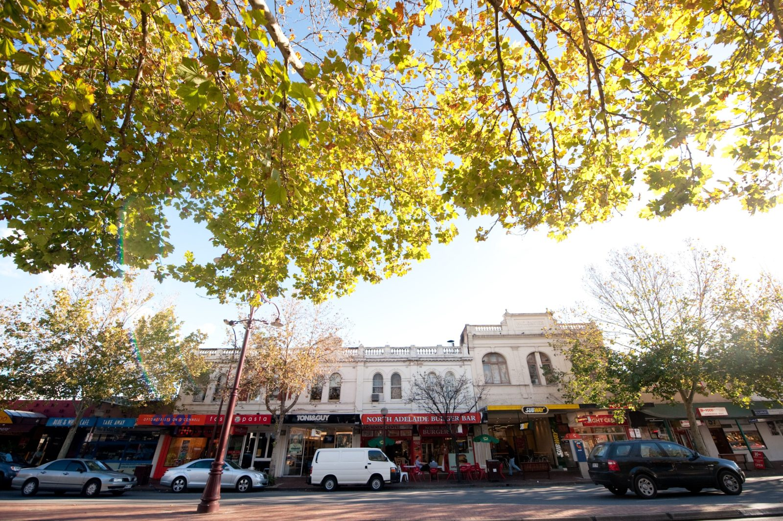 O'Connell Street Stores, North Adelaide