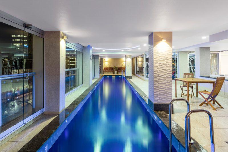 Oaks Embassy - Pool
