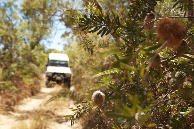 Thrilling off-road locations exclusive to Off Piste 4WD Tours