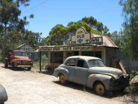 Old Tailem Town - a tale of yesteryear