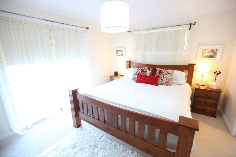 King Bedroom: Retreat