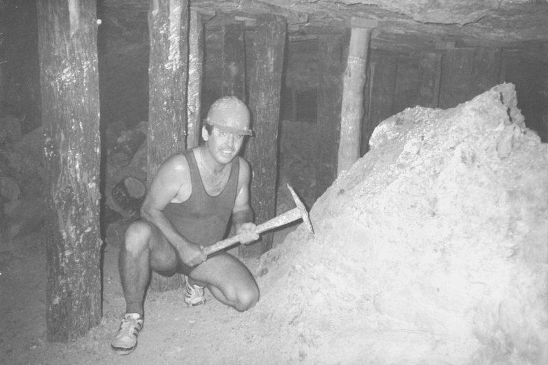 John Rynes, Founder of Opal Diamond Factory.
