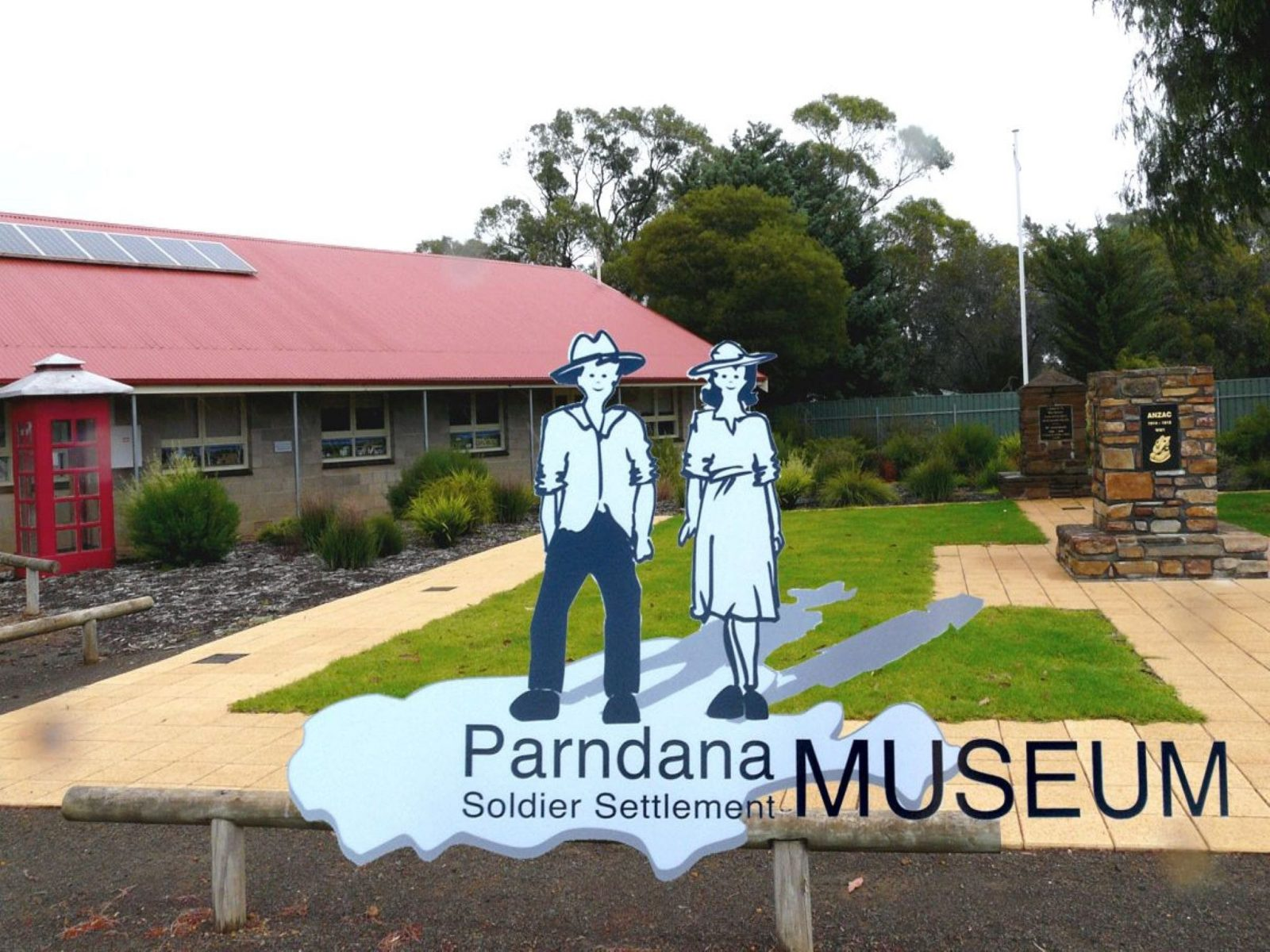Parndana Soldier Settlement Museum