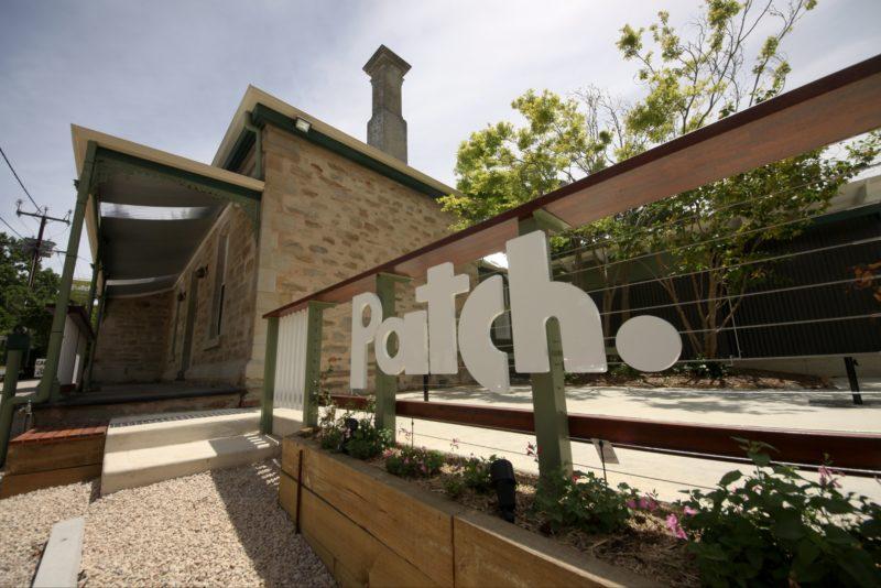 Patch Kitchen and Garden