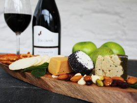 Plant-based Divine Cheese Event at Fox Creek Wines