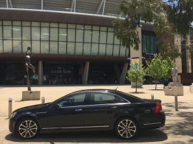 Platinum Passenger Service at Adelaide Oval