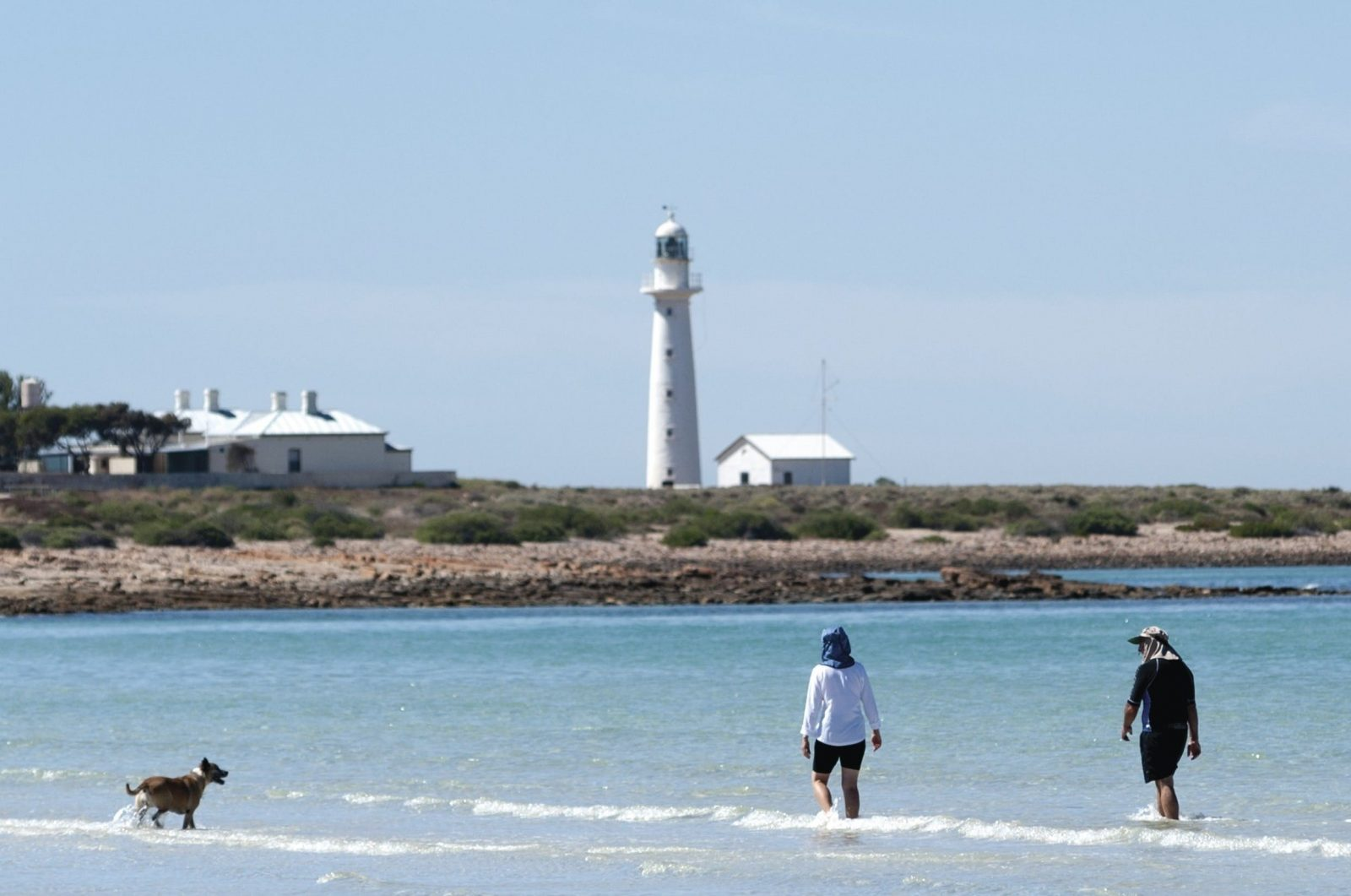 Point Lowly Beach