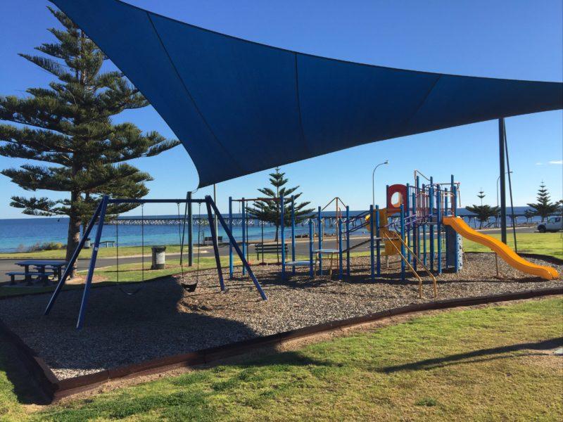 Port Hughes Playground