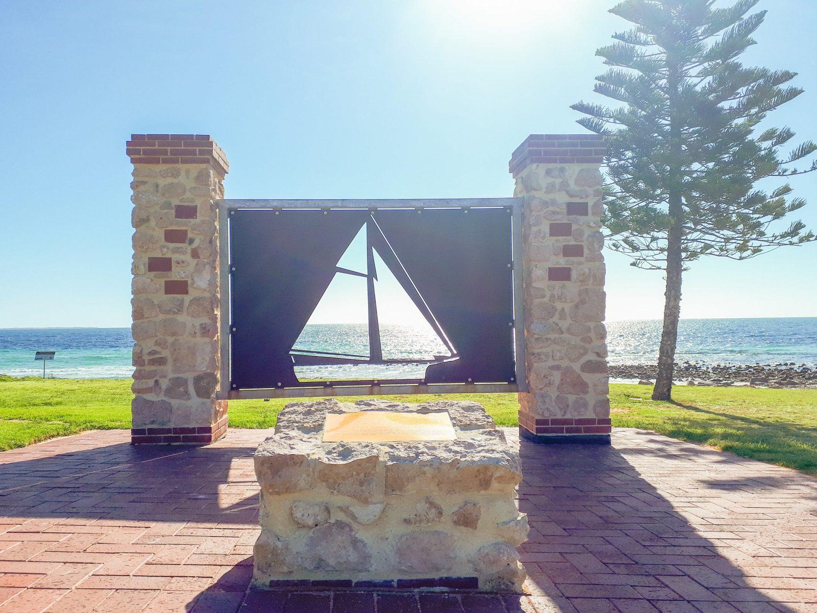 Port Hughes Seaman's Memorial