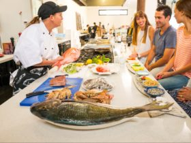 Port Lincoln Seafood Cooking Classes