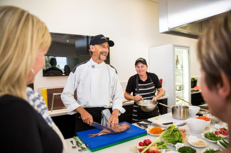 Port Lincoln Seafood Cooking School