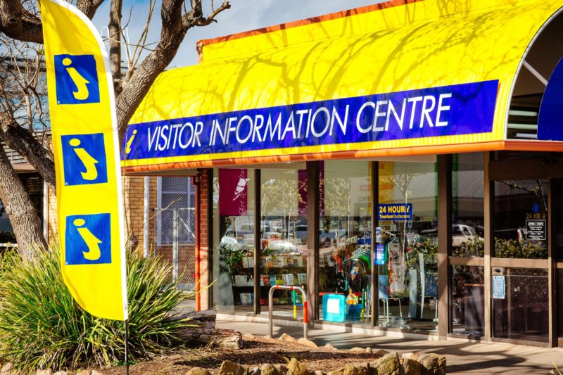 Port Lincoln Visitor Information Centre