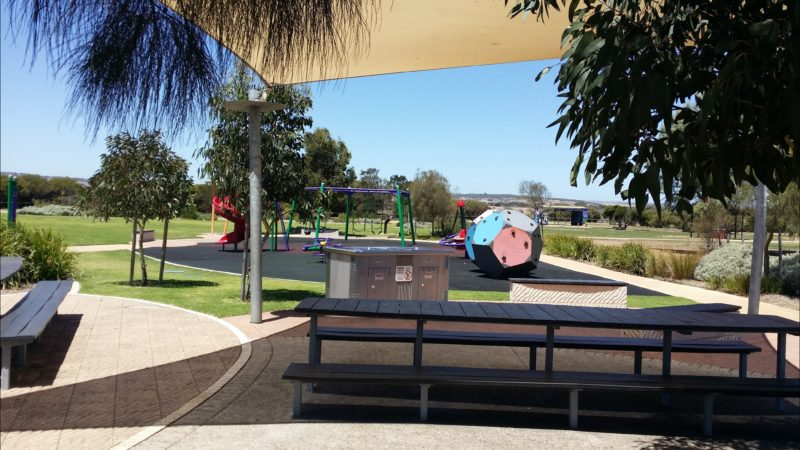Port Noarlunga Jubilee Adventure Playground Shelter