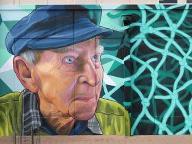 Norman street Mural, Port PIrie