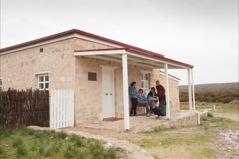 Post Office Lodge - Innes National Park