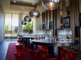 JOSEPH Experience Tasting area, Primo Estate, McLaren Vale