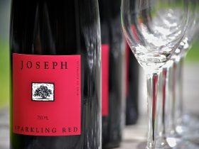 JOSEPH Sparkling Red