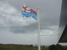 Lower Murray River Flag