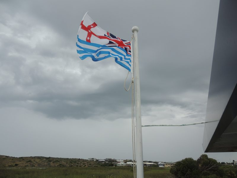 Lower Murray River Flag