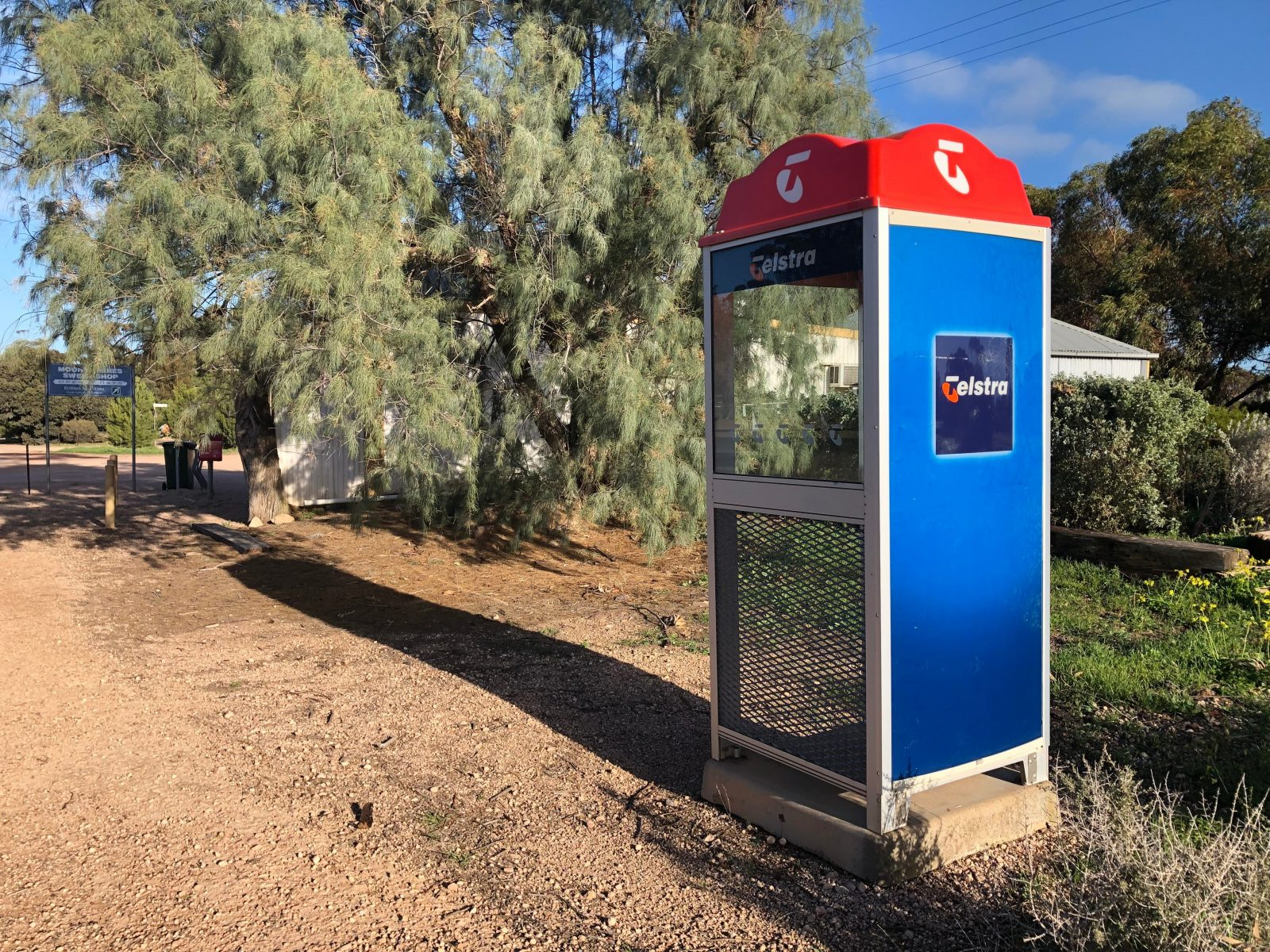 Public Pay Phone, Moonta Mines