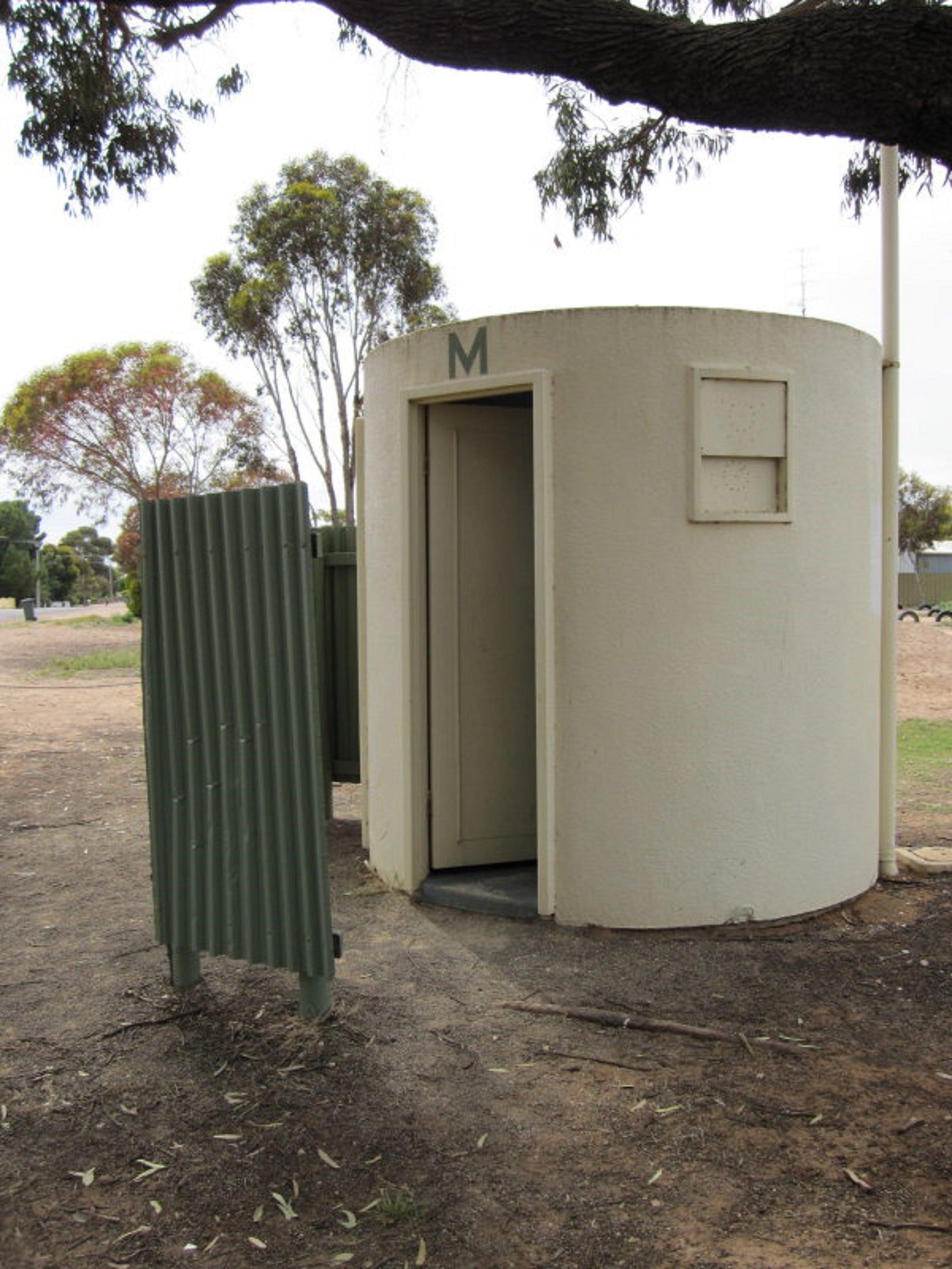 Public Toilet, New Town Playground