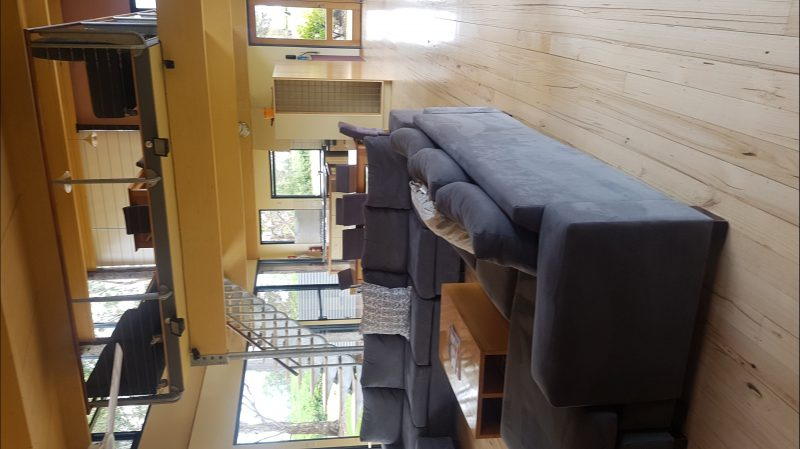 Main Living and Kitchen area