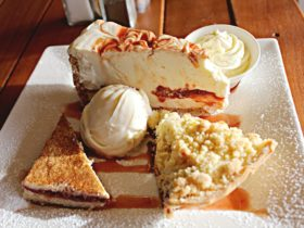 Quandong Cafe Sweets