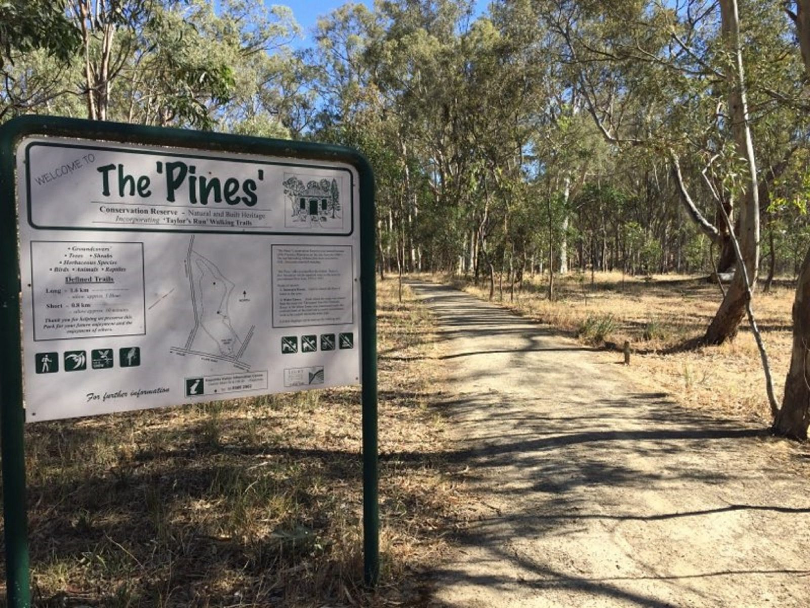 """""""The Pines"""" Conservation Reserve"""