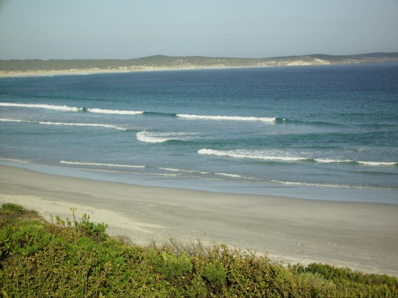 Vivonne Bay Beach