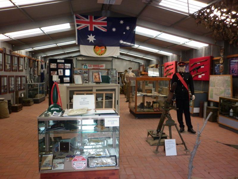 Ray Robinson Memorial Military Museum