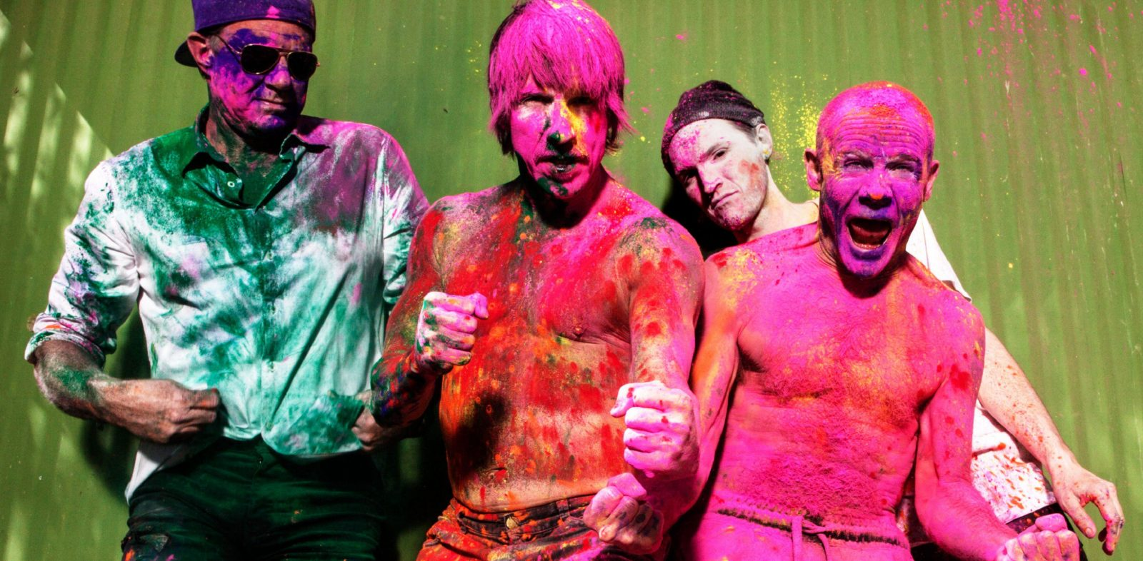 Red Hot Chilli Peppers Concert edit