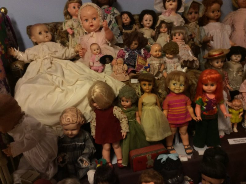 100 years of dolls