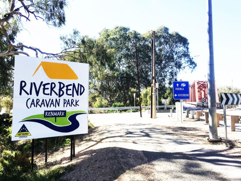 Welcome to Riverbend Caravan Park